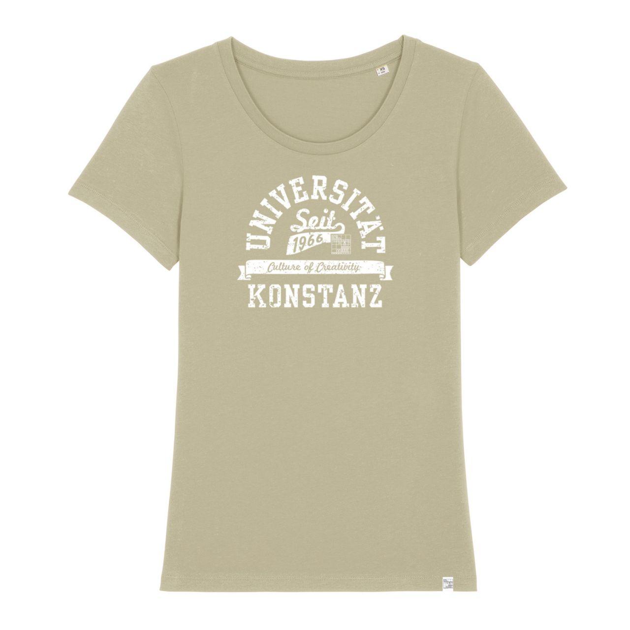 Damen Organic T-Shirt, sage, berkley